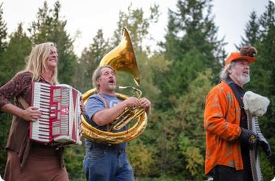 Bill & Ranger parade by Adam Nash 2