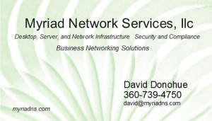 Myriad Network Services