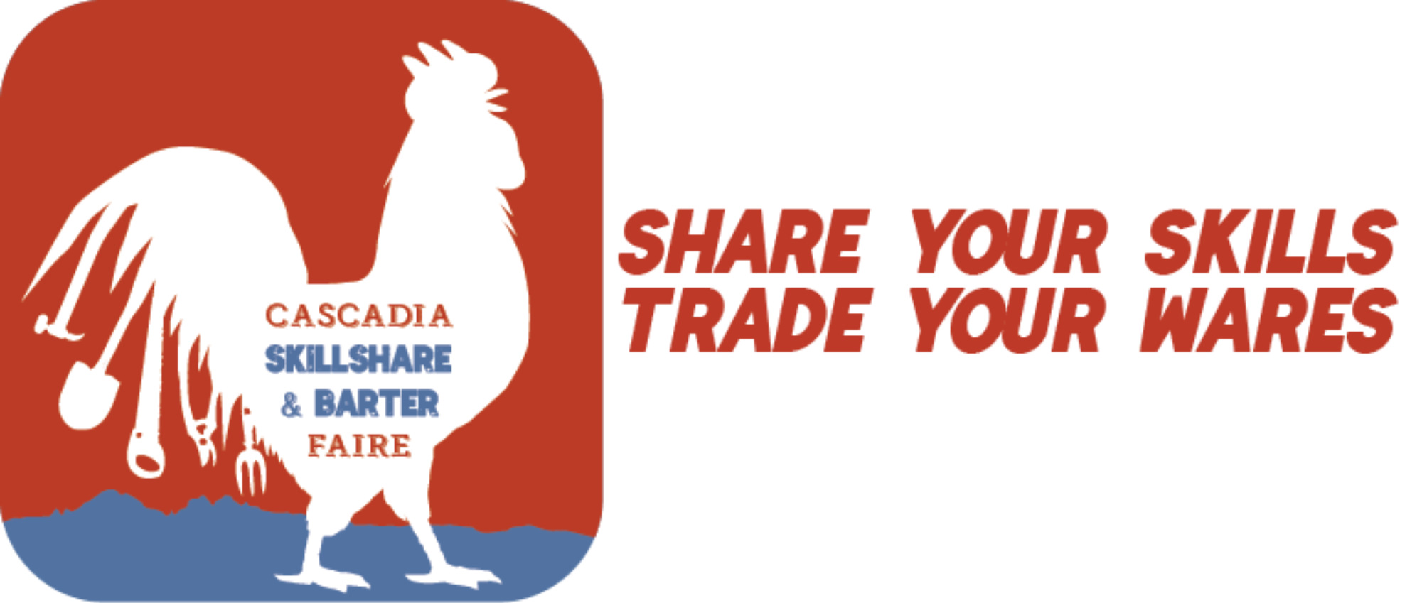 6th Annual Cascadia Skillshare & Barter Faire
